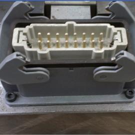 德国哈丁插头插座插针接头矩形连接器/HARTING重载连接器/德国哈�