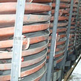 广西百色供应螺旋溜槽 重选螺旋溜槽 煤矿业螺旋溜槽