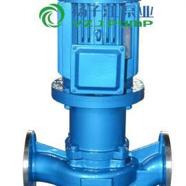 磁力泵:CQB-L防爆不�P�立式磁力管道泵
