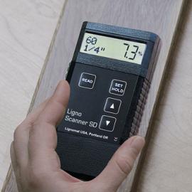 感��式木材含水率�y量�xScanner SD 木材水分�x