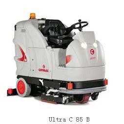 comac高美 C 85 B 电瓶驱动驾驶式全自动洗地机