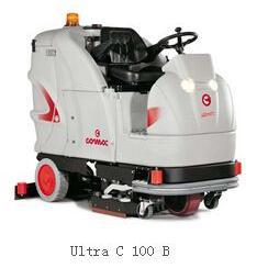 意大利高美comac C 100 B 驾驶式全自动洗地机