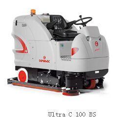 意大利高美 C 100 BS 电瓶驱动驾驶式全自动洗地机