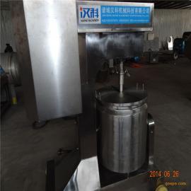 汉科供应200型变频调速打浆机 不锈钢打浆机 肉丸打浆机