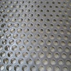 定制圆孔不锈钢冲孔筛板