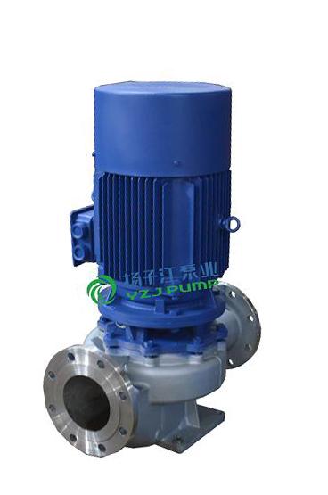 立式离心泵,清水管道泵,XBD消防泵,IRG管道循环泵图片 高清大图 谷瀑环保