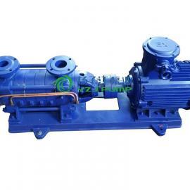高扬程泵:D型系列防爆带煤安证卧式多级离心泵