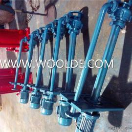 不锈钢液下排污泵防爆液下污水泵YW65-25-15-2.2