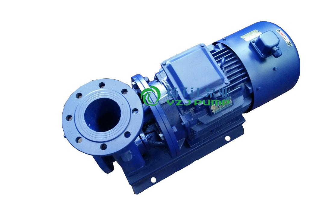 离心泵:ISW型变频卧式管道离心泵|卧式单级单吸离心泵