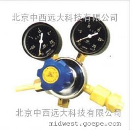 氮气减压器 型号:YQD-6 库号:M379381