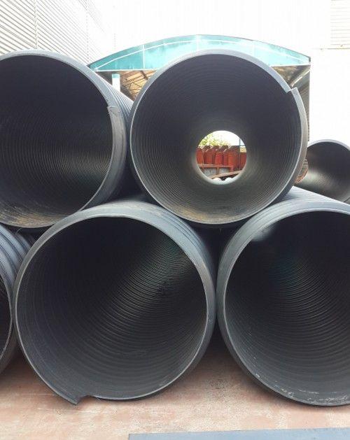 洛阳市承插式聚乙烯波纹管,钢带波纹管