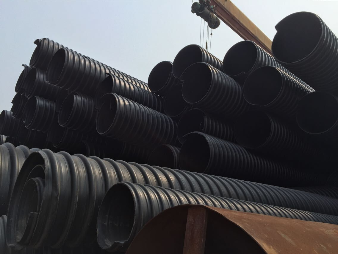 hdpe钢带波纹管|钢带增强波纹管厂家价格