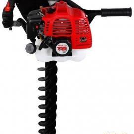 三菱挖坑机三菱地钻植树挖坑机批发TB50钻孔机