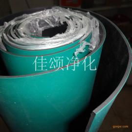 厂家供应流水线防静电台垫2mm厚防静电橡胶垫绿色不缩水