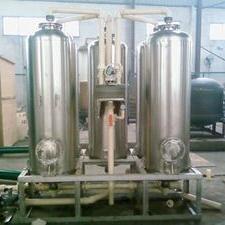 不锈钢常温过滤除氧器