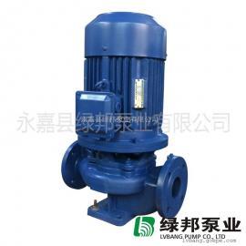 IRG热水管道离心泵 供暖循环泵 热水增压泵