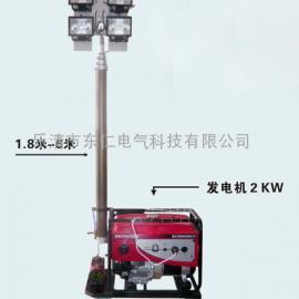 GAD506A全方位大型移动照明车