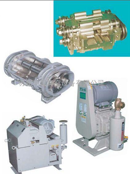 ANLET真空泵维修FT4-200LE