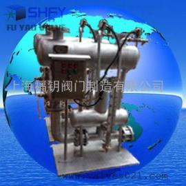 SZP-3疏水自动加压器-3T/H蒸汽加压疏水自动加压器