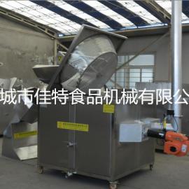 新型油炸机 燃气多功能油炸机