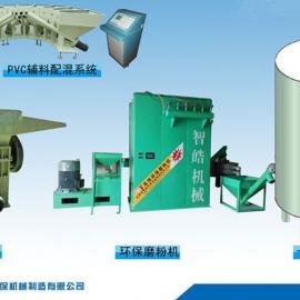 供应智皓简易式磨粉机.塑料磨粉机.超细PVC聚氯磨粉机