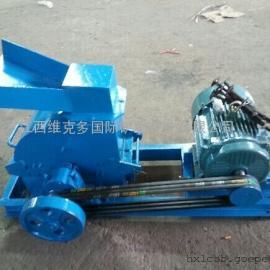 环保炉渣锤式打砂机 200×500小型锤式打砂机价格