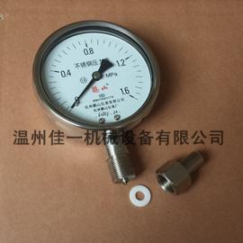 不锈钢压力表/不锈钢精密压力表/真空压力表/不锈钢真空表