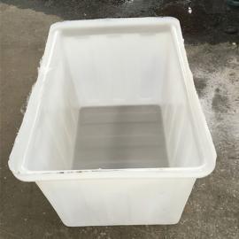 山东优质方形塑料方箱、120L塑料方箱生产厂家