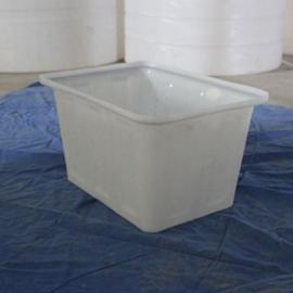 平湖滚塑一次成型塑料方形、180L塑料方箱水箱批发