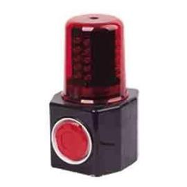 220V多功能声光报警器 高分贝喇叭报警器