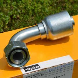 【优惠供应】进口PARKER派克整体式90度油管接头