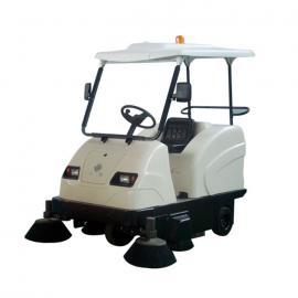 扫地机 小型道路清扫车 驾驶式扫地车 电动扫地车