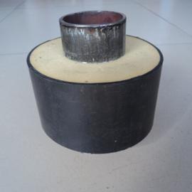 直埋式聚乙烯泡沫塑料预制保温管//聚氨酯复合蒸汽保温管