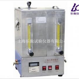 沥青抽提三氯乙烯回收仪LBH-2