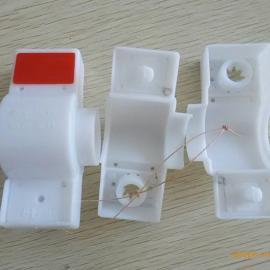 水表燃气表塑料一次性卡扣优质生产商