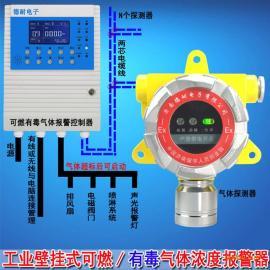 可燃气体泄漏报警器,可燃气体浓度报警器厂家价格