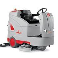 意大利高美COMAC Optima 100 B 电瓶驱动驾驶式全自动洗地吸干机