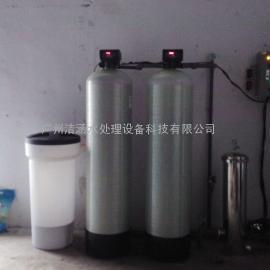 洁涵5T每小时井水处理软化水设备
