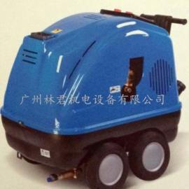 电启动柴油加热油污高压清洗机