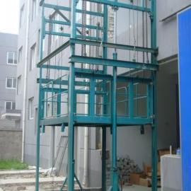 起落货梯 载货货梯 导轨式起落机 导轨式起落货梯 中山货梯