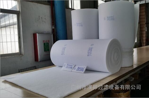 �B邦滤材供应560G/600G 漆房过滤棉