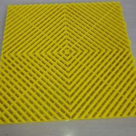 北京洗车房拼接塑料格栅 优质PP材质