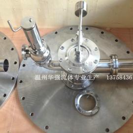 卫生级罐顶组合件 GAZ-3D型  卫生级罐顶安全组件