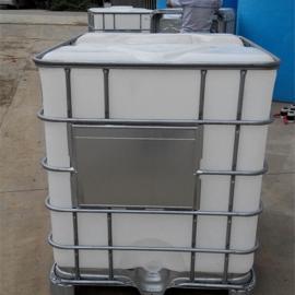厂家直销涂料漆包装运输桶、1000L化工吨桶哪家质量好?
