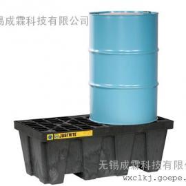 武汉溢出物控制托盘|28623|防漏托盘|2桶盛漏250L