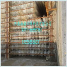 厌氧池挂膜软性填料/曝气器挂膜填料的安装工艺