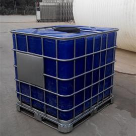 常山1000L叉车通/PE1T运输桶/耐酸碱IBC集装桶