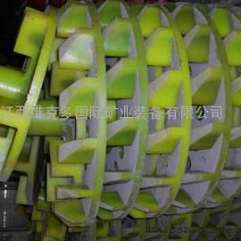 北京生产聚氨酯从轮盖板 浮选机从轮盖板 自动机械从轮盖板