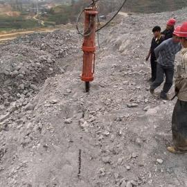 拆除岩石比液压破碎锤速度快的机器