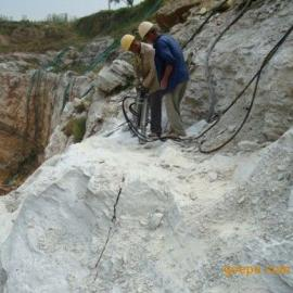 云南宝石矿保证高成材率开采的机器